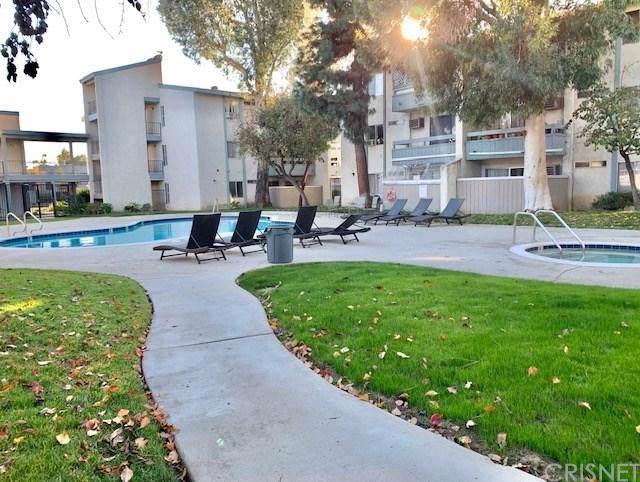 21800 Schoenborn Street #254, Canoga Park, CA 91304 (#SR20019507) :: The Agency