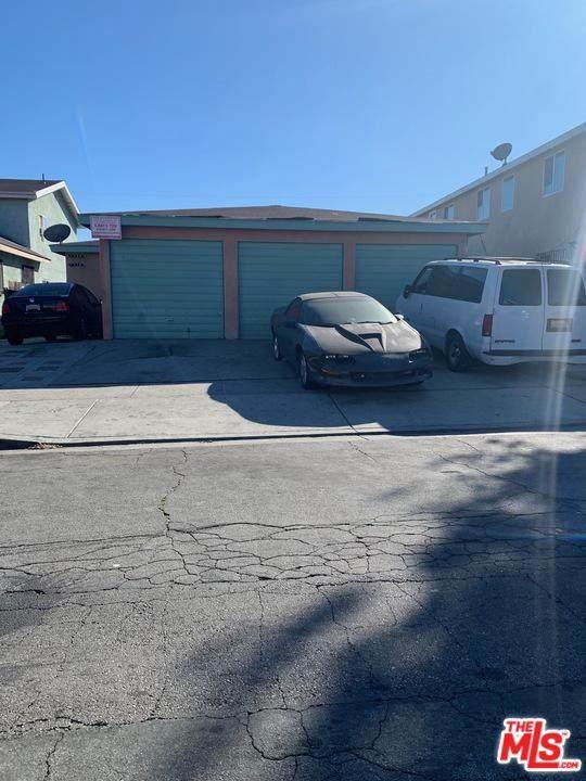1308 W 92ND Street, Los Angeles (City), CA 90044 (#20552358) :: The Pratt Group