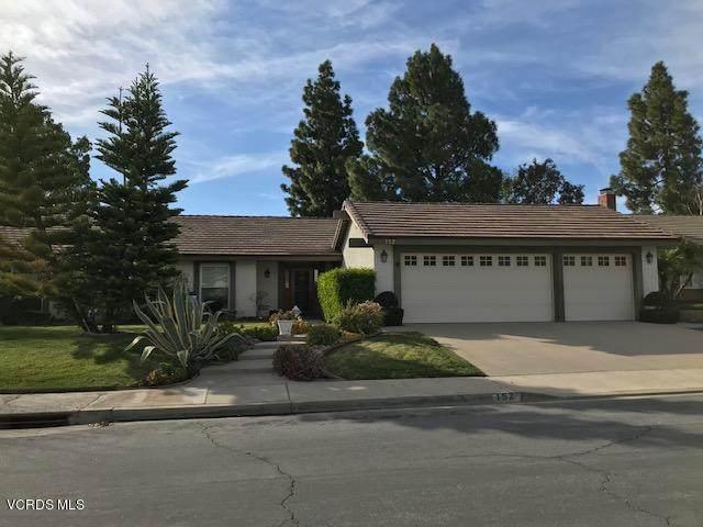 152 Windsong Street, Thousand Oaks, CA 91360 (#220001536) :: Randy Plaice and Associates