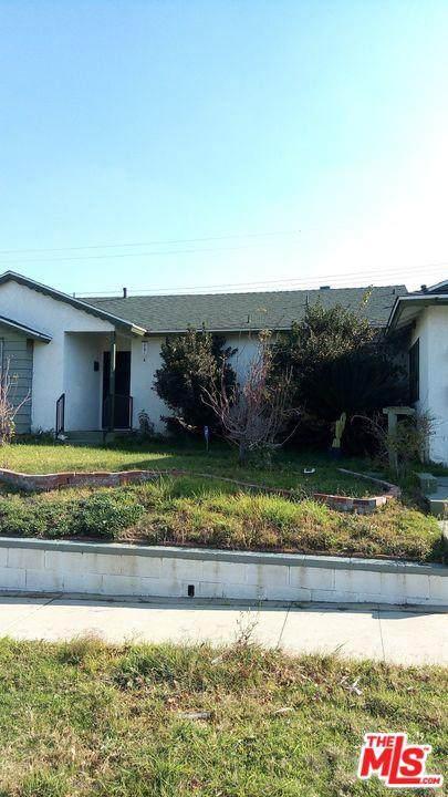 12366 Glamis Street, Pacoima, CA 91331 (#20552460) :: TruLine Realty