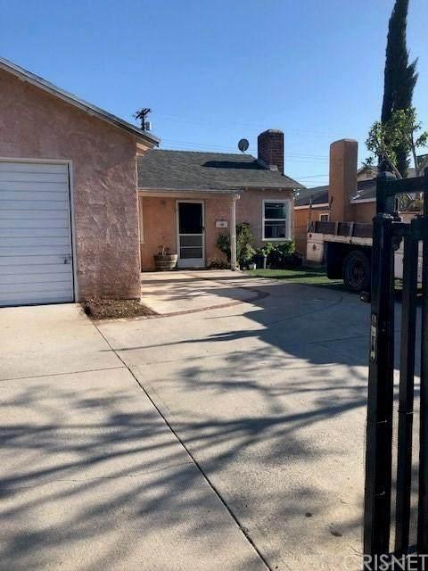 13450 Cornelius Street, Pacoima, CA 91331 (#SR20026276) :: TruLine Realty