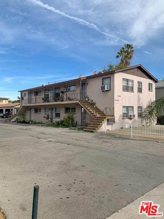 11445 Oxnard Street, North Hollywood, CA 91606 (#20556018) :: Randy Plaice and Associates