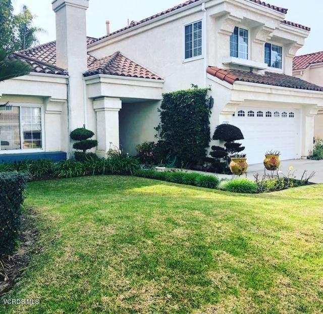 13790 Grand Isle Drive, Moorpark, CA 93021 (#220001984) :: Randy Plaice and Associates