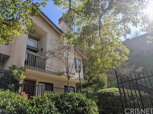26106 Alizia Canyon Drive G, Calabasas, CA 91302 (#SR20042655) :: Lydia Gable Realty Group
