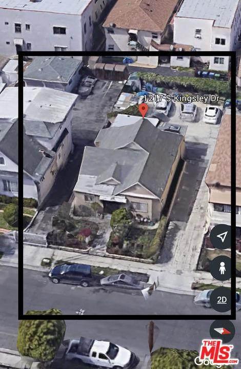 1217 S Kingsley Dr #2, Los Angeles, CA 90006 (MLS #20-558854) :: Hacienda Agency Inc
