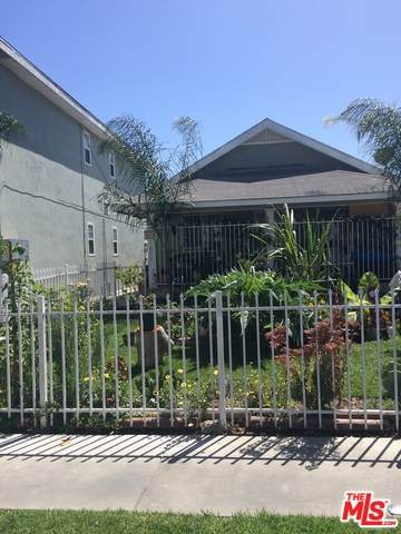 1018 W 103RD St, Los Angeles, CA 90044 (MLS #16-982367) :: The John Jay Group - Bennion Deville Homes