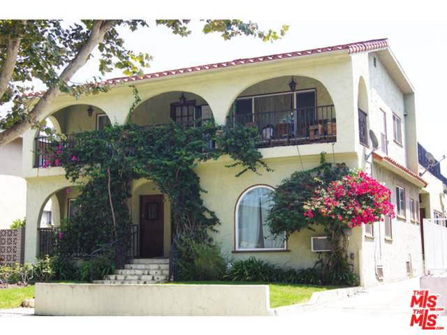606 N Sycamore Ave, Los Angeles, CA 90036 (MLS #17-212284) :: The Jelmberg Team
