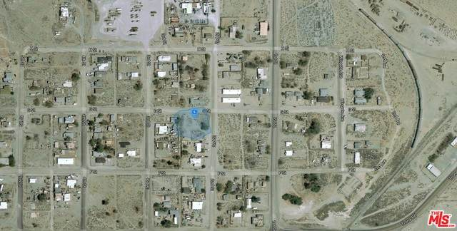 0 G St, Trona, CA 93562 (#18-390472) :: Randy Plaice and Associates
