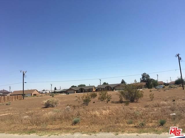 0 Nipa, California City, CA 93505 (#19-465252) :: Randy Plaice and Associates