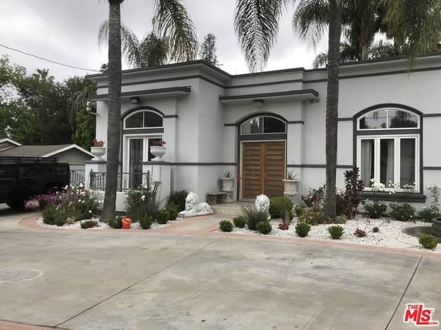 5640 Winnetka Ave, Woodland Hills, CA 91367 (MLS #19-468250) :: The John Jay Group - Bennion Deville Homes