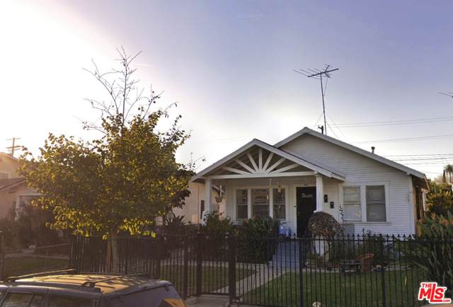 431 N Concord St, Los Angeles, CA 90063 (MLS #19-524850) :: The John Jay Group - Bennion Deville Homes