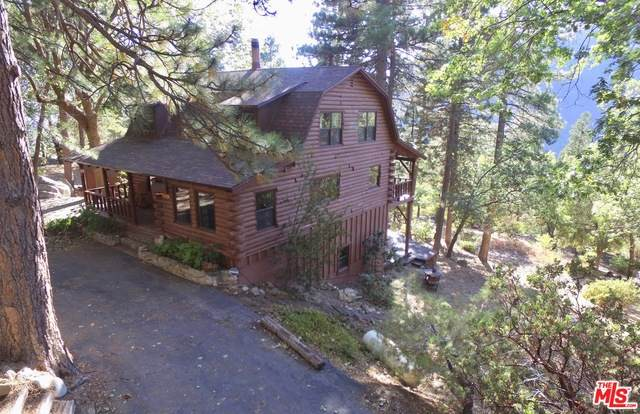 6452 Cedar Ave, Angelus Oaks, CA 92305 (#19-527054) :: Randy Plaice and Associates