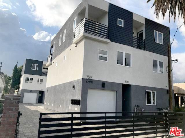 5731 Fulcher Ave, North Hollywood, CA 91601 (MLS #19-527688) :: Hacienda Agency Inc