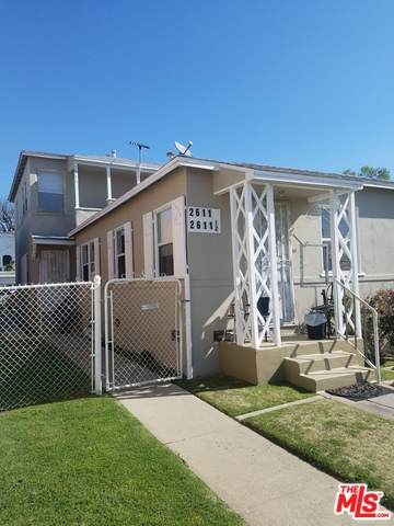 2609 W Vernon Ave, Los Angeles, CA 90008 (MLS #19-528124) :: The John Jay Group - Bennion Deville Homes