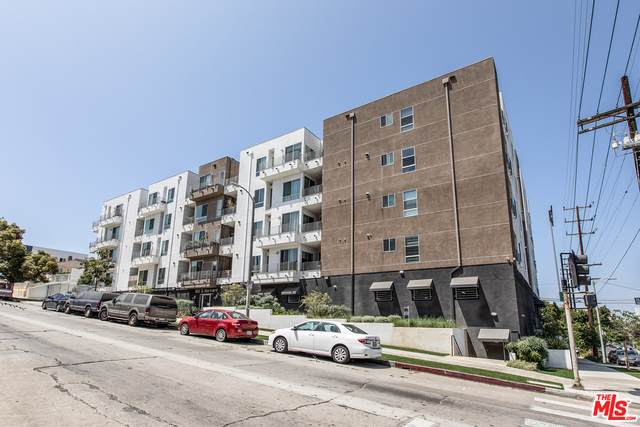 1101 S Harvard Blvd #202, Boulevard, CA 90006 (MLS #19-529258) :: The Sandi Phillips Team