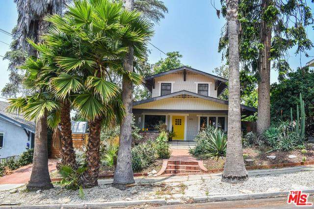 1645 Golden Gate Ave, Los Angeles, CA 90026 (MLS #19-531356) :: Mark Wise | Bennion Deville Homes