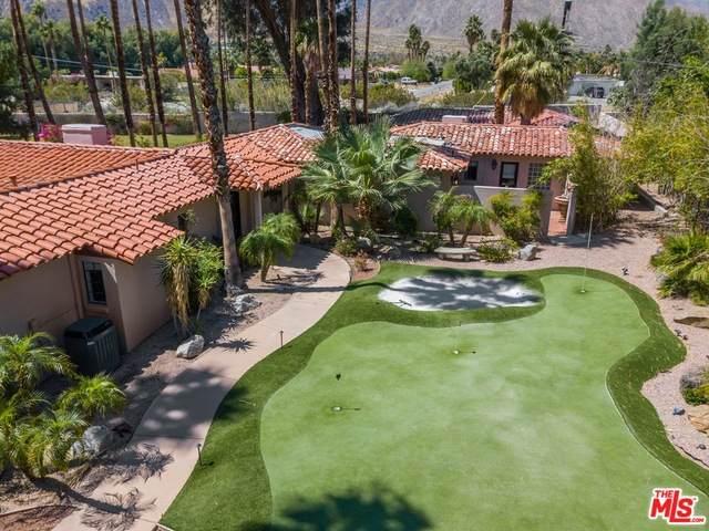 2905 N Puerta Del Sol, Palm Springs, CA 92262 (#19-536040) :: TruLine Realty