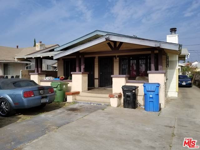 1109 W 53RD St, Los Angeles, CA 90037 (MLS #20-545556) :: Mark Wise | Bennion Deville Homes