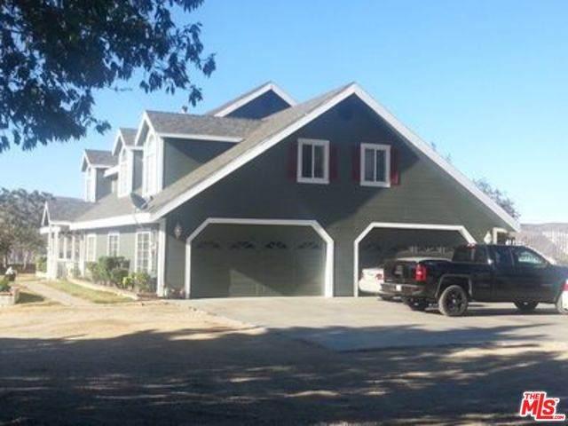 10148 Leona Ave, Leona Valley, CA 93551 (MLS #20-549160) :: Zwemmer Realty Group