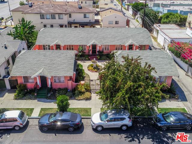 3993 S St Andrews Pl, Los Angeles, CA 90062 (MLS #20-549996) :: The John Jay Group - Bennion Deville Homes
