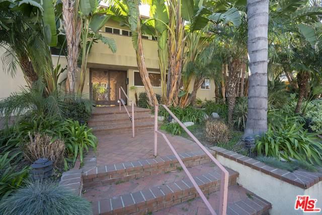 14934 Dickens St #11, Sherman Oaks, CA 91403 (MLS #20-550350) :: Mark Wise | Bennion Deville Homes