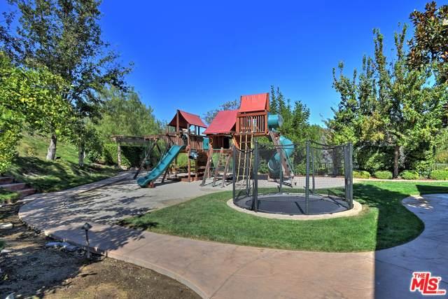 5168 Garrett Ct, Calabasas, CA 91302 (MLS #20-551982) :: The John Jay Group - Bennion Deville Homes