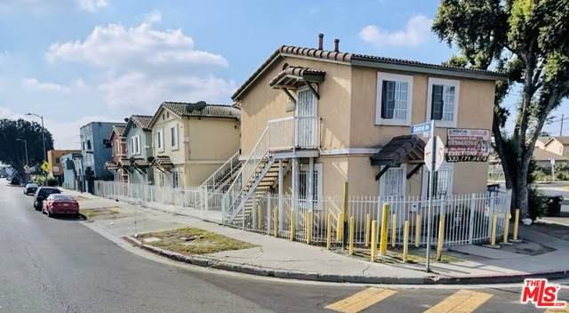 9201 S Central Ave, Los Angeles, CA 90002 (MLS #20-553116) :: Zwemmer Realty Group