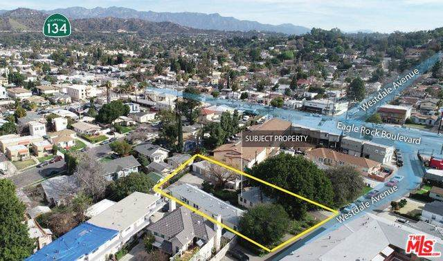 4401 Westdale Ave, Los Angeles, CA 90041 (MLS #20-553494) :: Hacienda Agency Inc