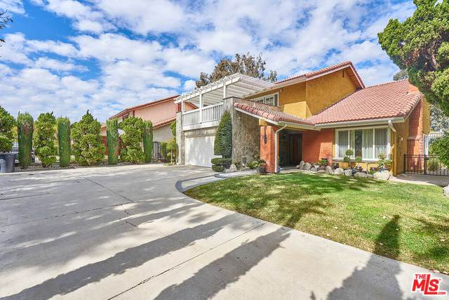 1501 Wimbledon Ct, West Covina, CA 91791 (#20-556322) :: Randy Plaice and Associates