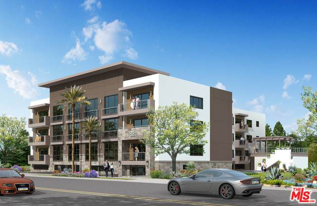 821 3RD St, Santa Monica, CA 90403 (MLS #20-556952) :: The Sandi Phillips Team