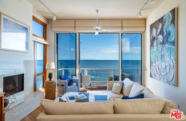 22664 Pacific Coast Hwy #4, Malibu, CA 90265 (MLS #20-557794) :: The Jelmberg Team