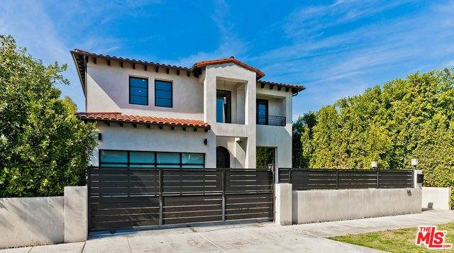 321 N La Jolla Ave, Los Angeles, CA 90048 (MLS #20-557994) :: The Jelmberg Team