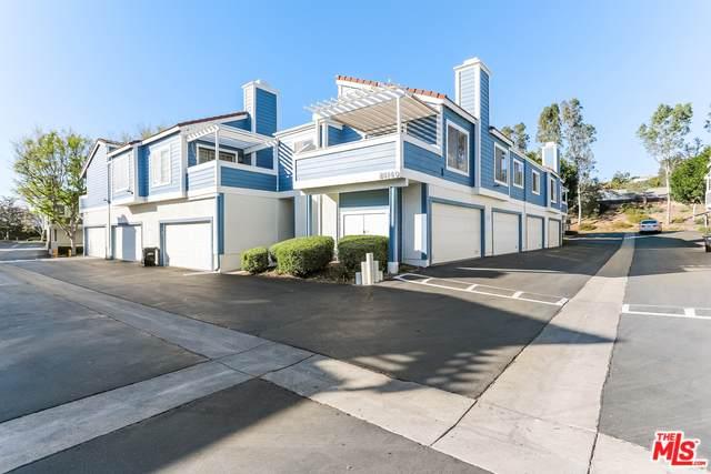 24140 Avenida Rancheros F, Diamond Bar, CA 91765 (#20-558192) :: The Pratt Group