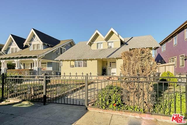 1745 S Kingsley Dr, Los Angeles, CA 90006 (MLS #20-558328) :: Hacienda Agency Inc