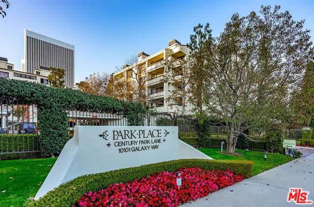 2102 Century Park Ln #103, Los Angeles, CA 90067 (#20-559454) :: Randy Plaice and Associates