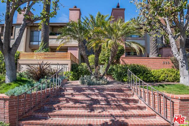 323 San Vicente Blvd #19, Santa Monica, CA 90402 (MLS #20-560408) :: The Sandi Phillips Team