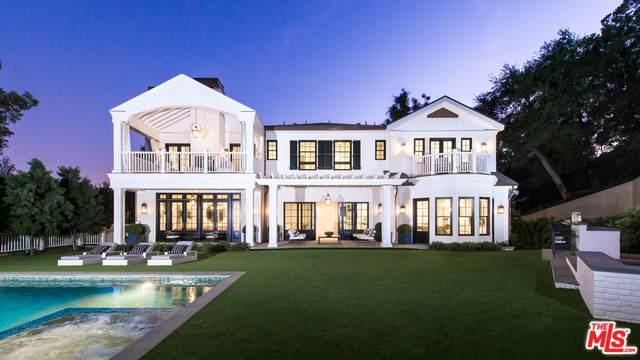 1708 Westridge Rd, Los Angeles, CA 90049 (MLS #20-561194) :: Hacienda Agency Inc