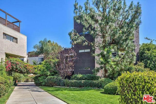 950 N Kings Rd #241, West Hollywood, CA 90069 (MLS #20-561376) :: Hacienda Agency Inc
