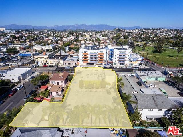 2908 E 1ST St, Los Angeles, CA 90033 (MLS #20-561380) :: Hacienda Agency Inc