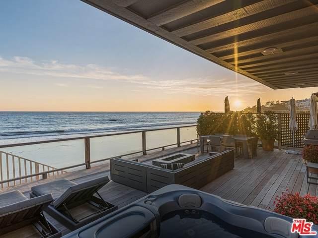 31376 Broad Beach Rd, Malibu, CA 90265 (MLS #20-561476) :: Mark Wise | Bennion Deville Homes