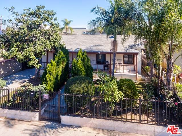 112 S Savannah St, Los Angeles, CA 90033 (MLS #20-561648) :: Hacienda Agency Inc