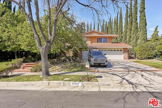 11117 Wystone Ave, PORTER RANCH, CA 91326 (#20-561906) :: Randy Plaice and Associates
