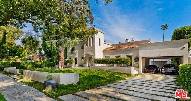 610 N Maple Dr, Beverly Hills, CA 90210 (MLS #20-562224) :: The Sandi Phillips Team