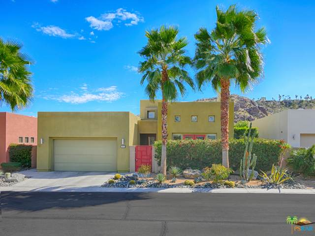 3011 Twilight Ln, Palm Springs, CA 92264 (#20-562328) :: Berkshire Hathaway HomeServices California Properties