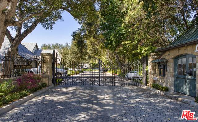 40 Hammond Dr, Santa Barbara, CA 93108 (MLS #20-562464) :: The John Jay Group - Bennion Deville Homes