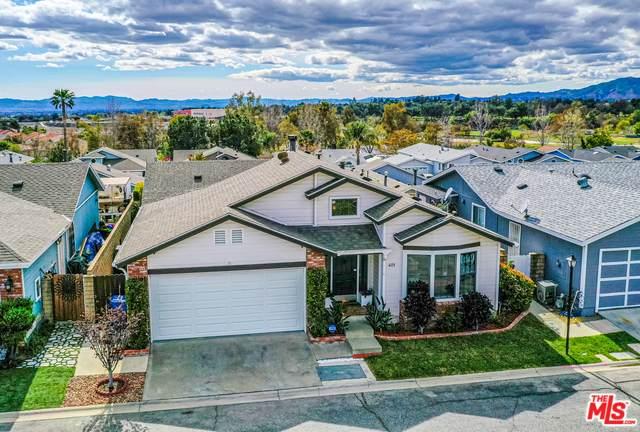 13691 Gavina Ave #401, Sylmar, CA 91342 (MLS #20-563128) :: Hacienda Agency Inc