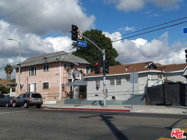 732 W 41ST Dr, Los Angeles, CA 90037 (MLS #20-564334) :: The John Jay Group - Bennion Deville Homes