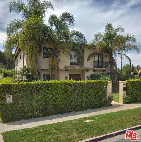 2203 Overland Ave, Los Angeles, CA 90064 (MLS #20-564498) :: The John Jay Group - Bennion Deville Homes