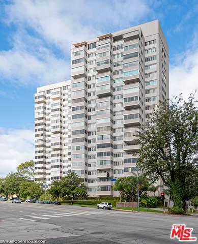 865 Comstock Ave 7B, Los Angeles, CA 90024 (MLS #20-564692) :: Hacienda Agency Inc