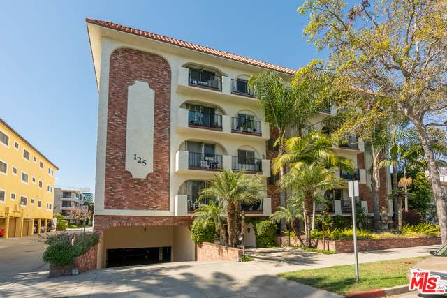 125 Montana Ave #104, Santa Monica, CA 90403 (MLS #20-567628) :: The Sandi Phillips Team